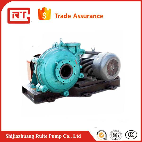 6/4D-TH,6/4E-TH Best Sales Slurry Pump To Feed