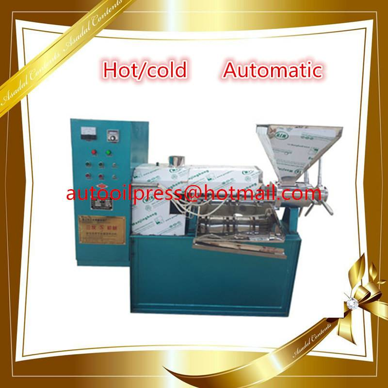 Factory Price Grape Seeds Oil Press Machine Cold