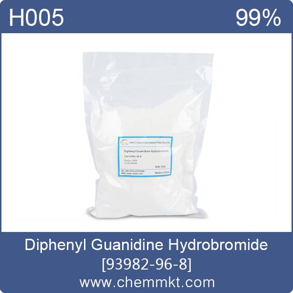 Low price N,N'-Diphenylguanidine monohydrobromide Cas No.	93982-96-8
