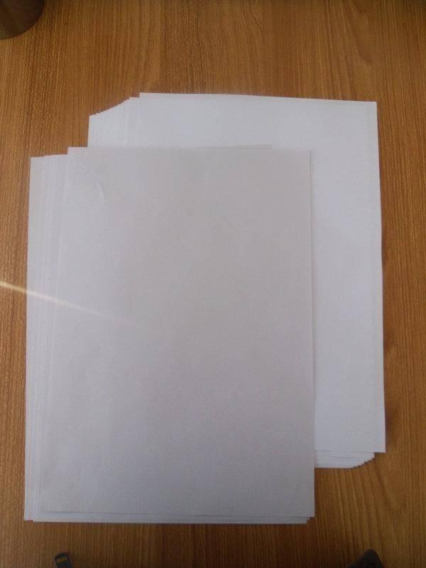 Latest Copy Paper A4