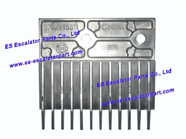 ES-D006A CNIM Comb Plate 37021153 1 Right Side for walkway