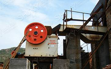 PEX-150×250 Jaw Crusher