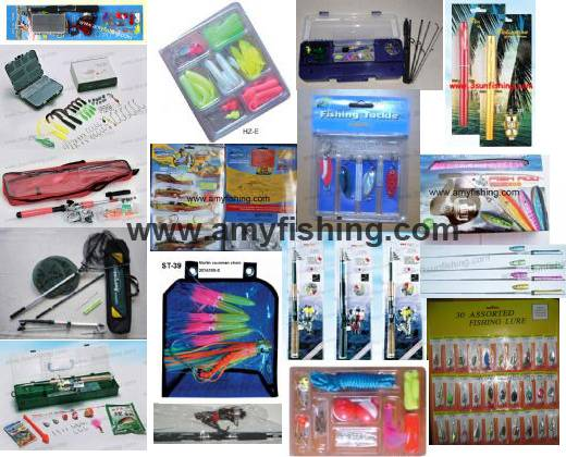 fishing combo, fishing set, fishing tackle, bait combo, pen rod set,  lure set, pen rod set, fishing