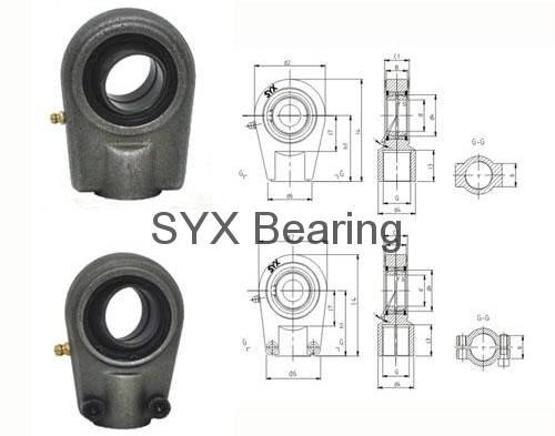 Rod end bearing GIHR25DO