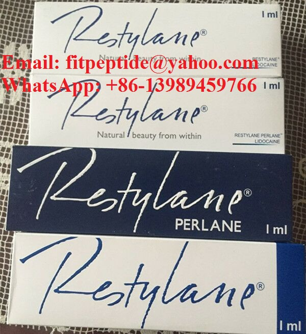 Restylane Perlane Factory Products High Quality Dermal Filler New Generation Skin Care