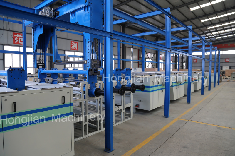Fully Automatic Plating Line for Gravure Cylinder Galvanic Plating