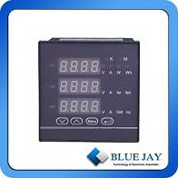 Panel Mounted Three Phase Multi-function Smart Power Meter Energy Meter