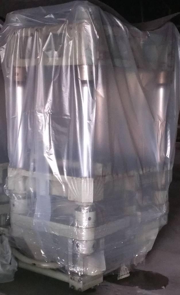Hydraulic Machine 200 Tons