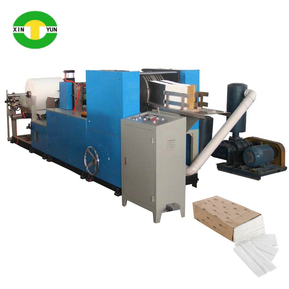 Automatic High Speed C Fold Hand Paper Towel Machine