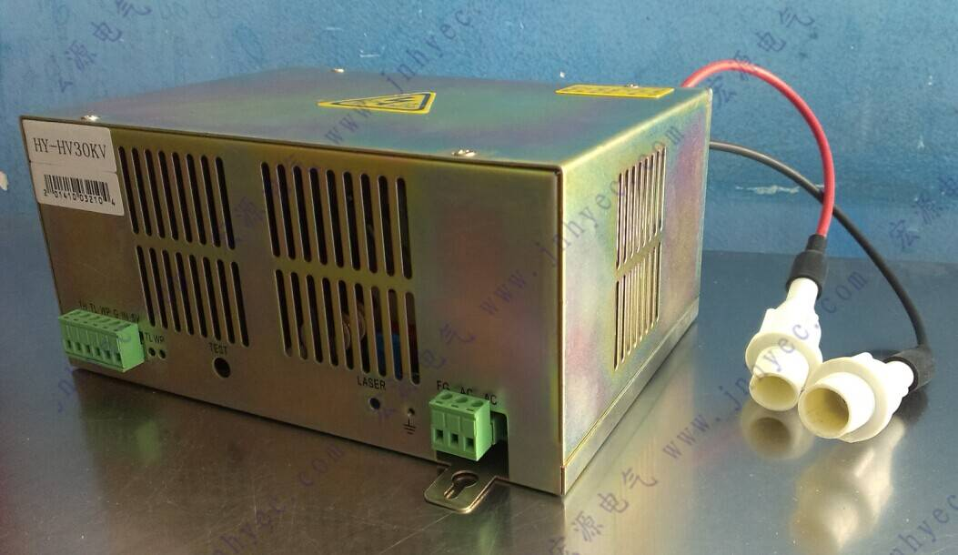 industrial high voltage dc power supply