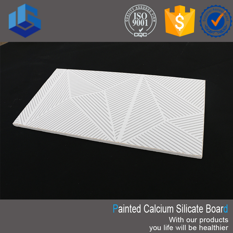 Embossed Calcium Silicate Board