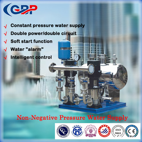 Non-Negative Pressure Water Supply Equipment 40-202-3