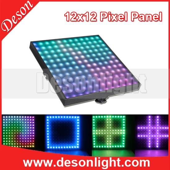 dmx LIGHT Colorful Dream LED Pixel Panel LD-1212