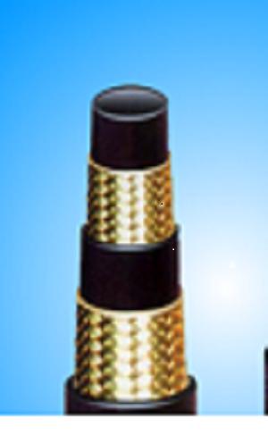 EN 8532SN two wire braid hose