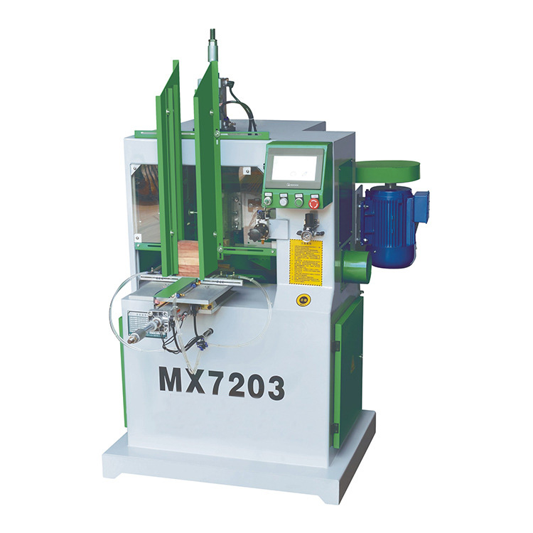 Wood copy shaper machine for wooden knife handle
