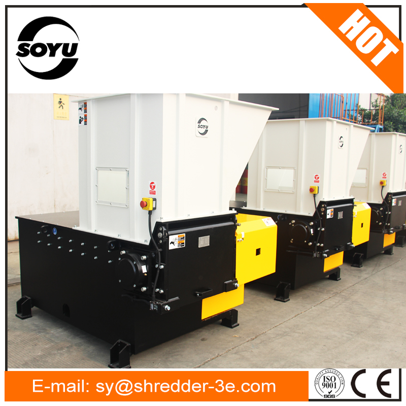 Plastic lump shredder/lump shredder/Plastic Crusher Machine