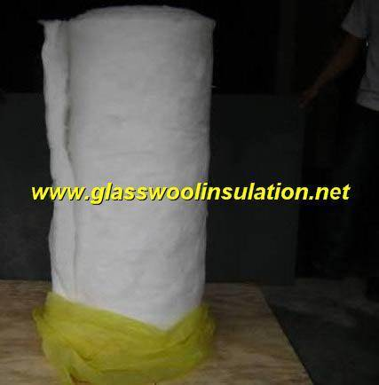 white color glass wool