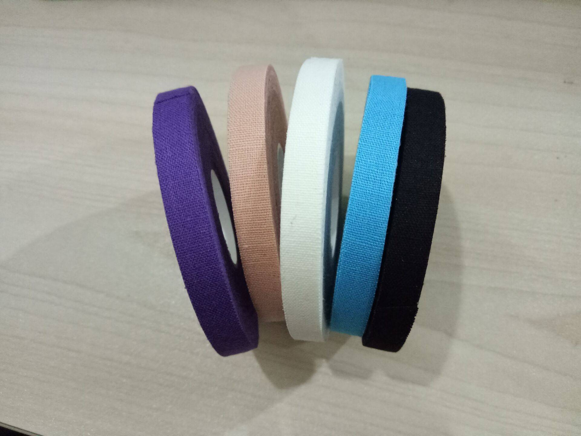 Sports Activity Finger Protect Athletic Cotton Tape