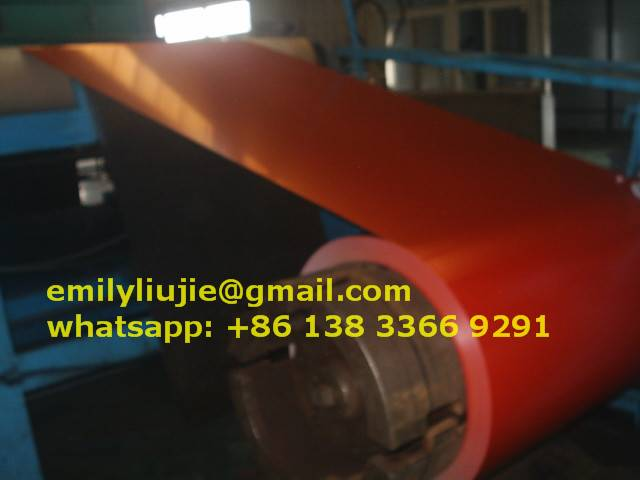 good quality color coated prepainted galvanized galvalume aluzin steel coil