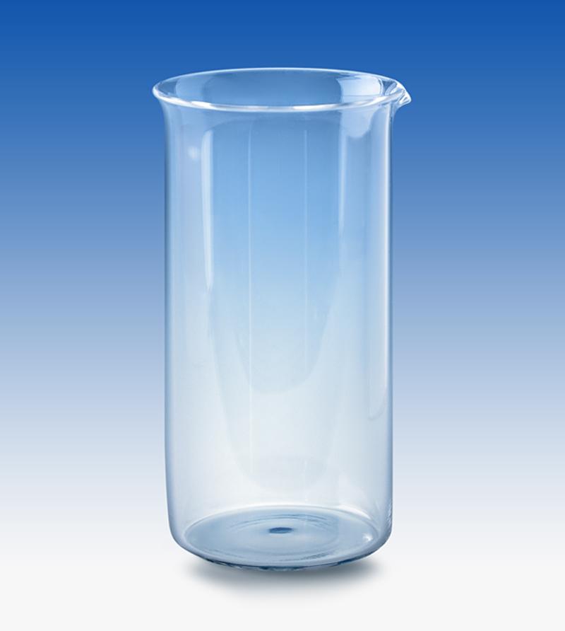 tall form quartz beaker