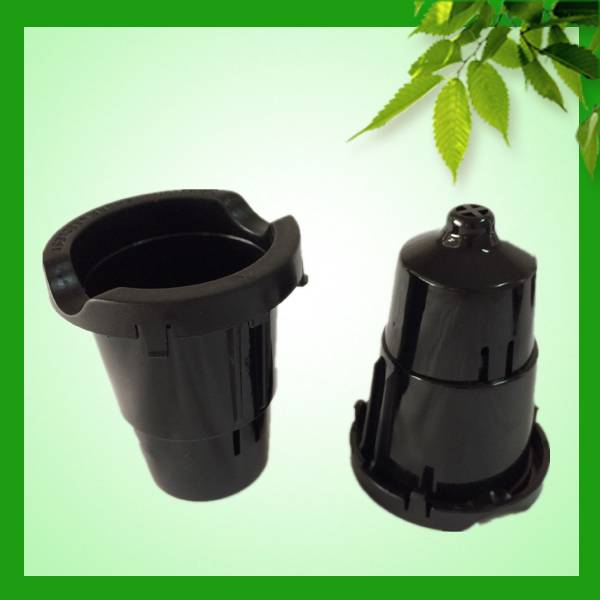 Eco-friendly resuable keurig k-cups coffee filter holder for coffee brewer
