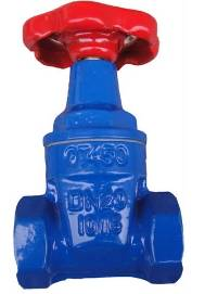 Threaded Resilient Seated Gate Valve
