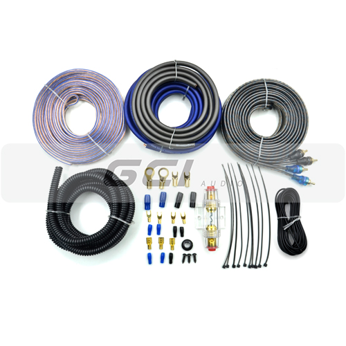 Manufacturer Auto Cable Car Wire Kit(KIT-0802)