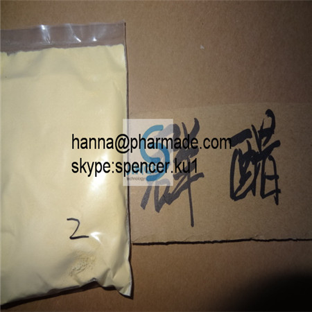 Mibolerone steroid powder with safer delivery