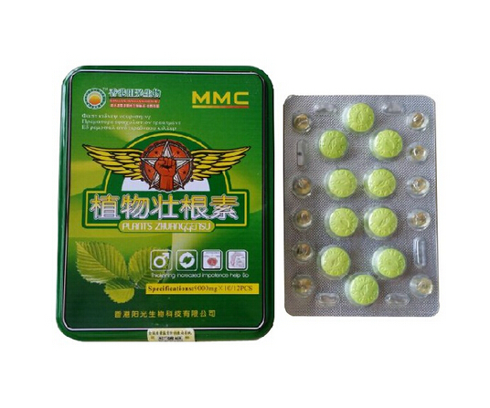 Men's Plant Root Sex Medicine Herbal Sex Enhancer