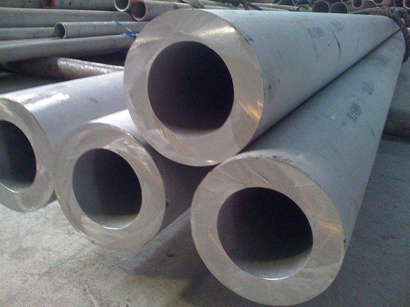 321 High temperature resistant stainless steel pipe / stainless steel tubing