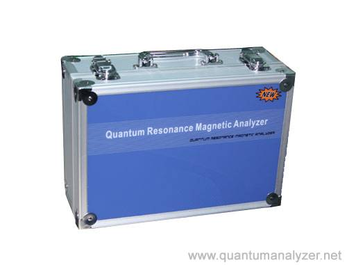 Quantum resonance magnetic analyzer English
