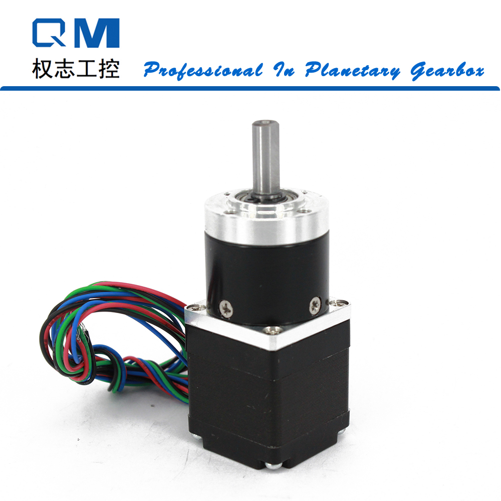 Nema 11 L=30mm Stepper Motor with Planetary Gearbox
