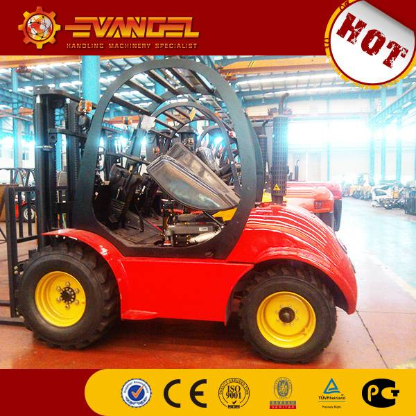heli forklift for sale, gasoline fork lift 3ton, balance weight type forklift