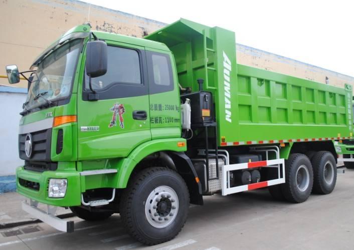 FOTON Heavy Duty new brand 6x4 dumper truck with cheap price