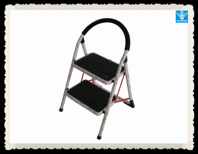 Collapsible Ladder Step Chair WM-SY006