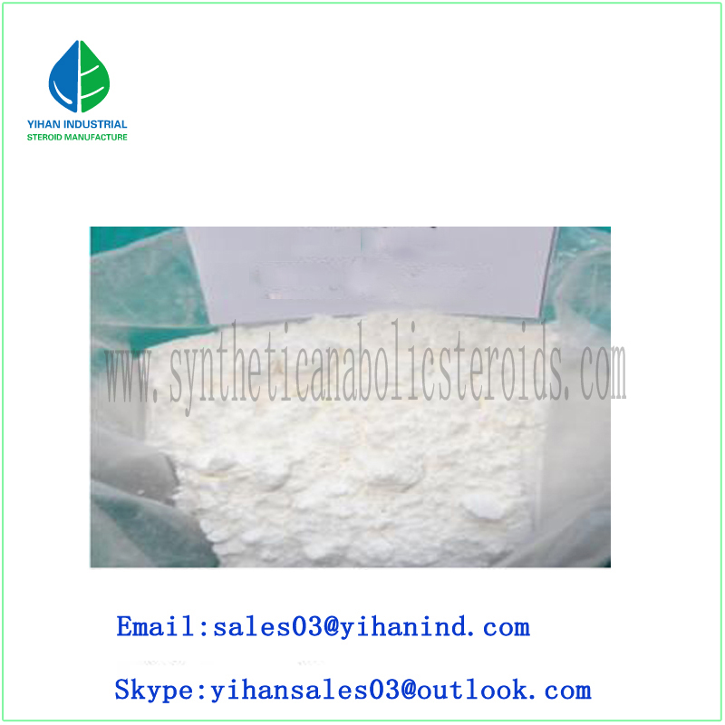 Oral Pharmaceutical Anti-Estrogen Steroid Powder Methyltestosteron/17-Methyltestosteron 58-18-04 Iri