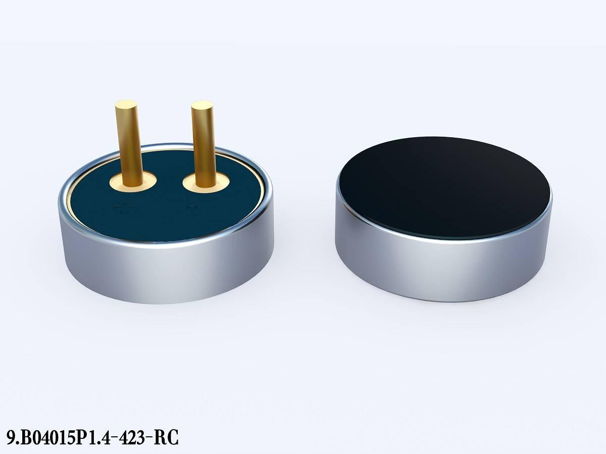 SMT ECM electret condenser microphone