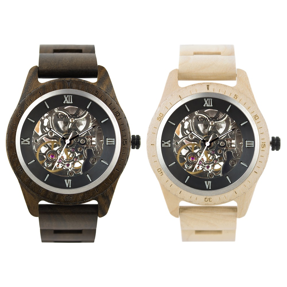 Eternity Collection(Wood Watch)