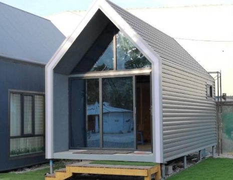 Construction of prefabricated houses