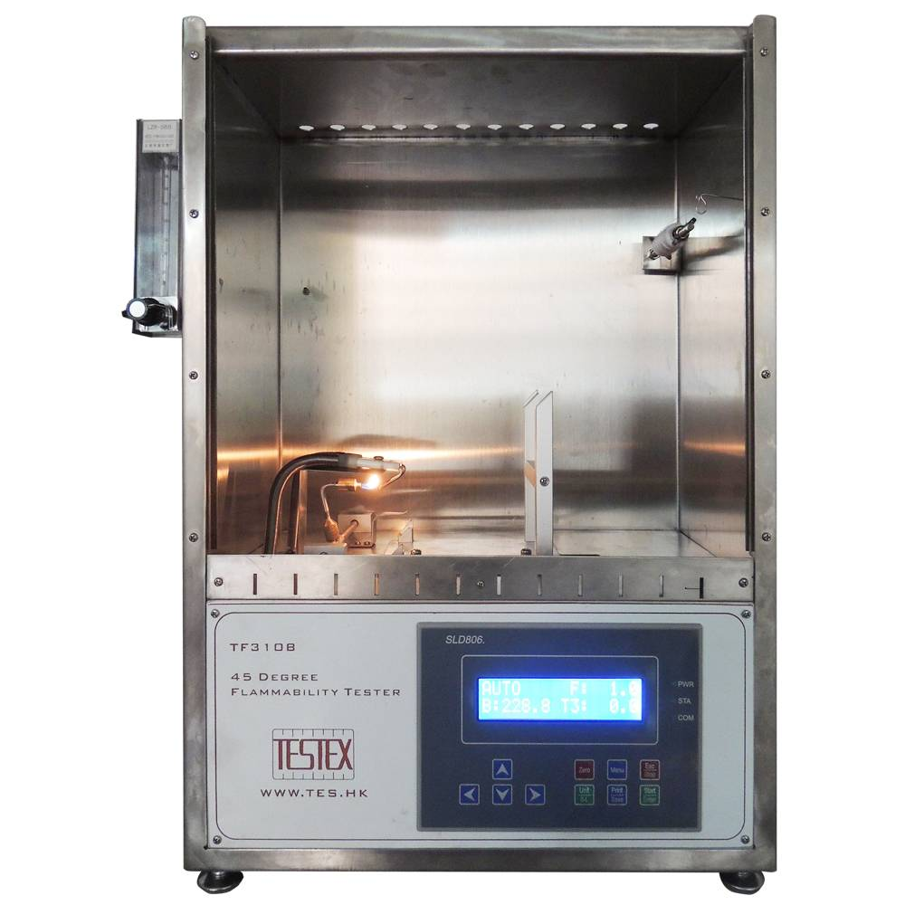 45 Degree Flammability Tester (TF310)