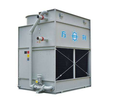 Integrated Flow Closed Tower, Single Inlet Air Cooling Tower