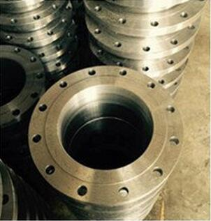 Carbon Steel Lap Joint Flanges (LJ Flanges) in ASTM A105 Black Coated Class 150-600 (PN20-PN100)