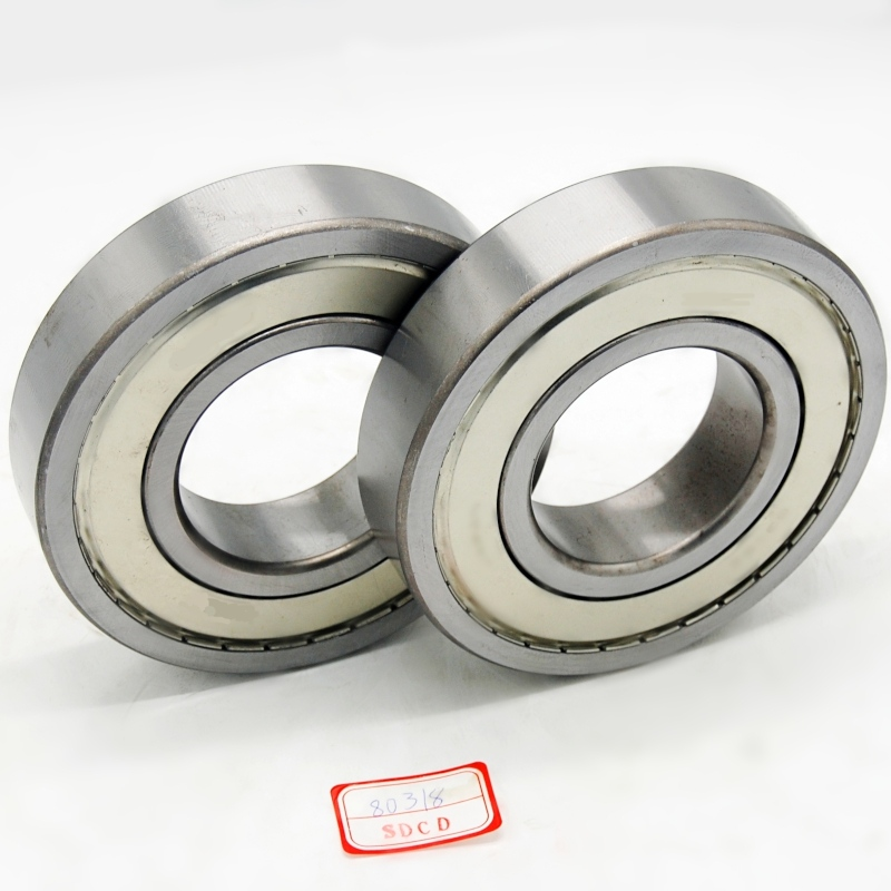 High Quality 6318-2Z SDCD Deep Groove Ball Bearing