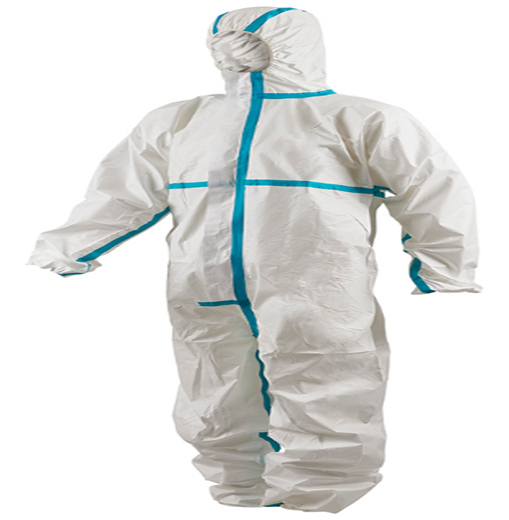 Protective coverall Type4/5/6