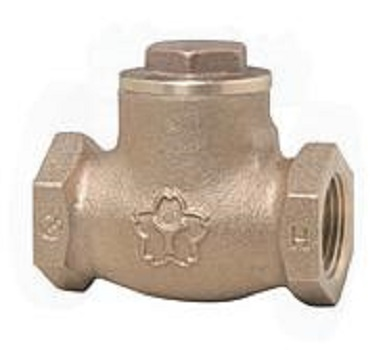 Bronze horizontal non-return valve manufacturers custom,national standard