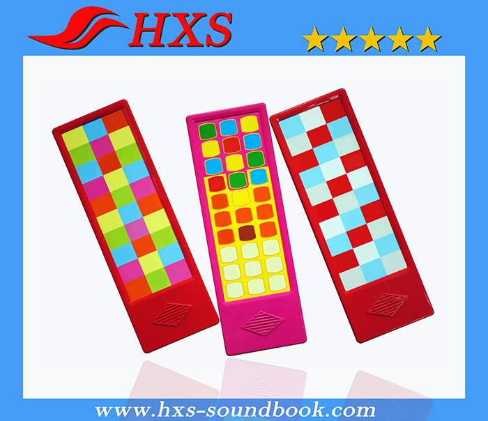 30 Button Children Book Music Sound Pad for Learning