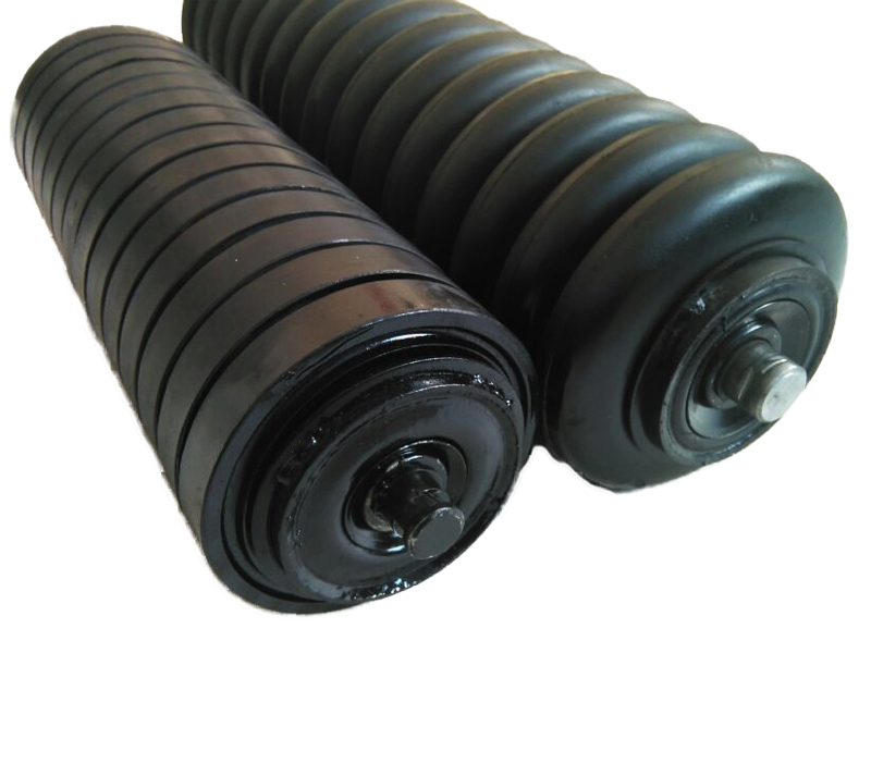 rubber rings conveyor roller