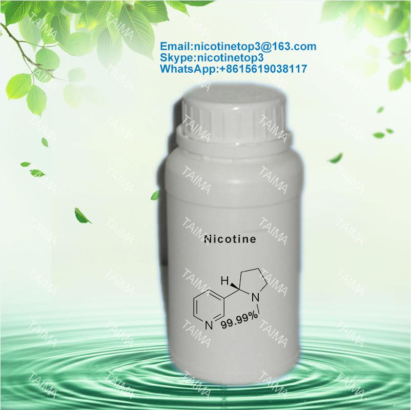 Xian Taima 250ml E-liquid pure nicotine 1000 mg / ml for vape