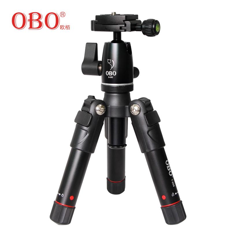 OBO T255 professional mini camera tripod