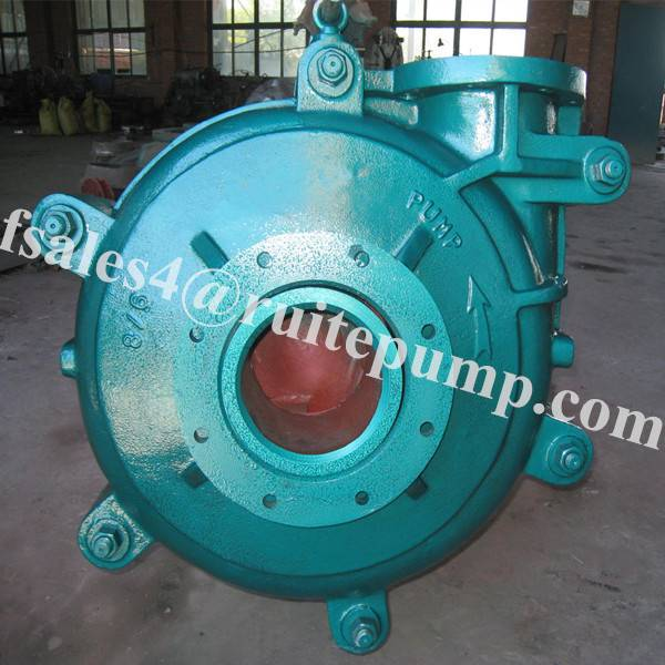 Coal Mining Slurry Pump
